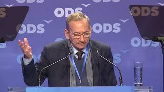 Jaroslav Kubera: Projev v rámci politické diskuse