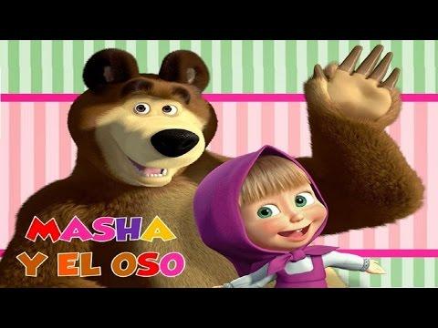 Masha y el oso.  Descargar gratis. MEGA
