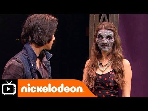 Victorious | Tori The Zombie | Nickelodeon UK
