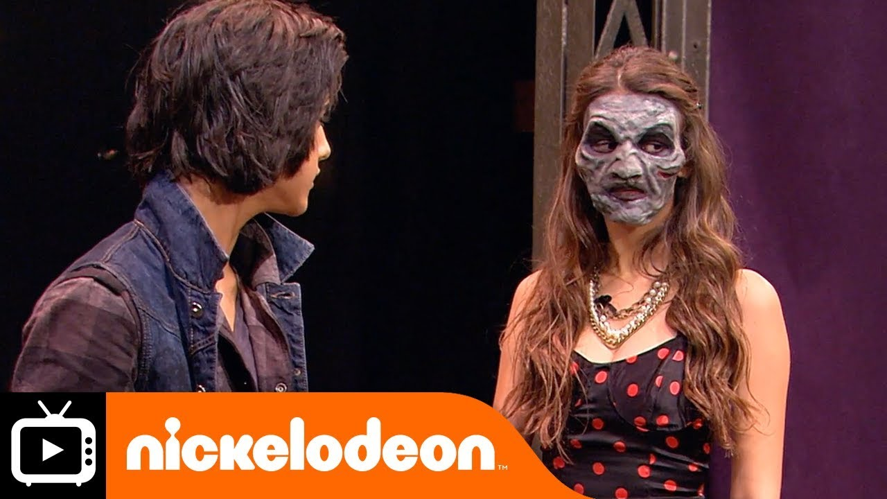 Download Victorious | Tori the Zombie | Nickelodeon UK