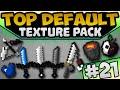 TOP Minecraft PvP DEFAULT EDIT 1.8.9 Texture / Resource Pack   TOTW21   Exa