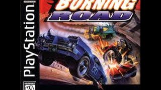 Burning Road - Gameplay & Commentary