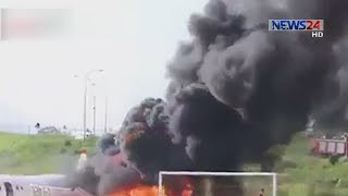Documentary on Nepal Plane Crash on 15th March, 2018 on News24