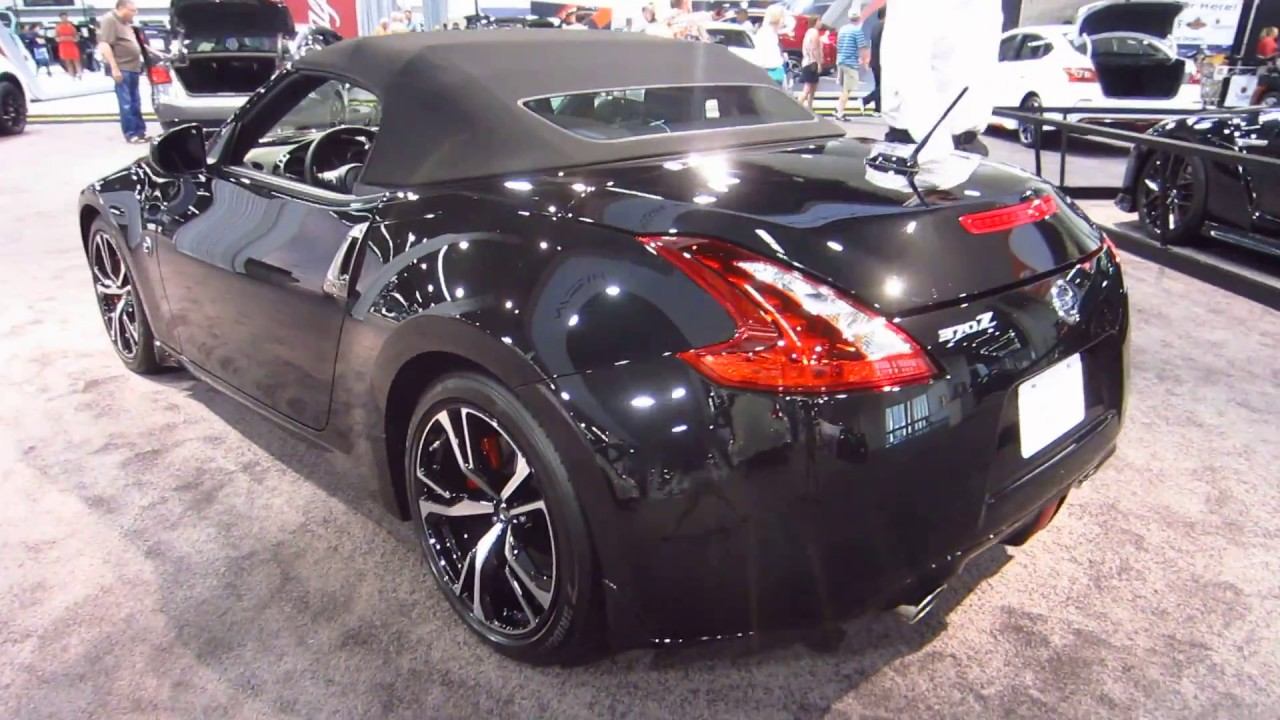 2017 oc auto show new 2018 nissan 370z roadster touring. Black Bedroom Furniture Sets. Home Design Ideas