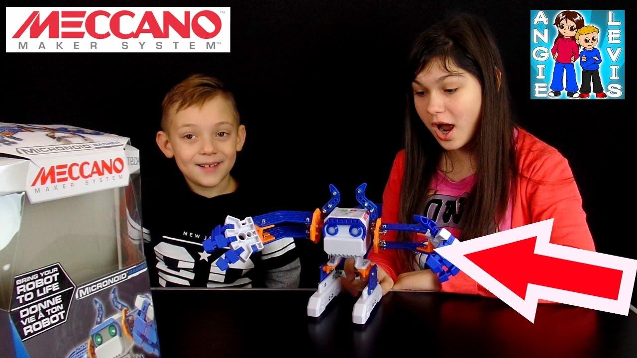 Meccano Micronoid Roboter SPIELZEUG - Weihnachtsgeschenk für Kinder ...