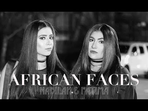 BN Video Network: AFRICAN FACES with Nabilah & Fatima