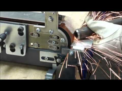 FEIN. GHB15-50 & GHB15-50 INOX + Шлиф. станция GHBD -Толстостенная стальная труба