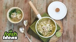 Chicken Soup Recipe - One Pot Recipe