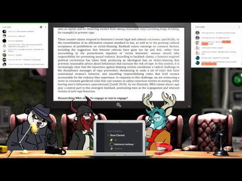 Theft not Black; Fraud not Jewish; Rape not Male: Rantzerker 92 with TLDR