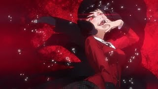 Turn on hd i didn't have a lot of episodes to work with....😬 anime - kakegurui song feeling good by micheal buble instagram invading.darkness