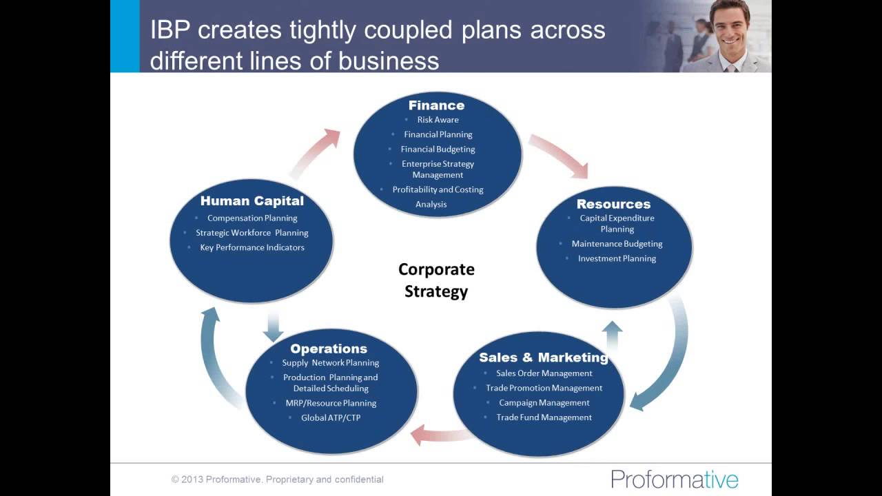 Integrated Business Process : Best practices approach to integrated business planning