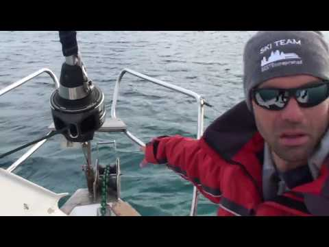 How to Properly Anchor a Sailing Boat - Vodan Skipper Academy
