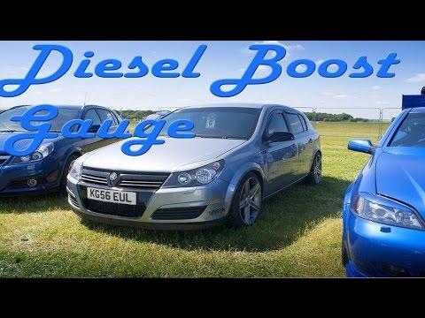 How to install Diesel Boost Gauge