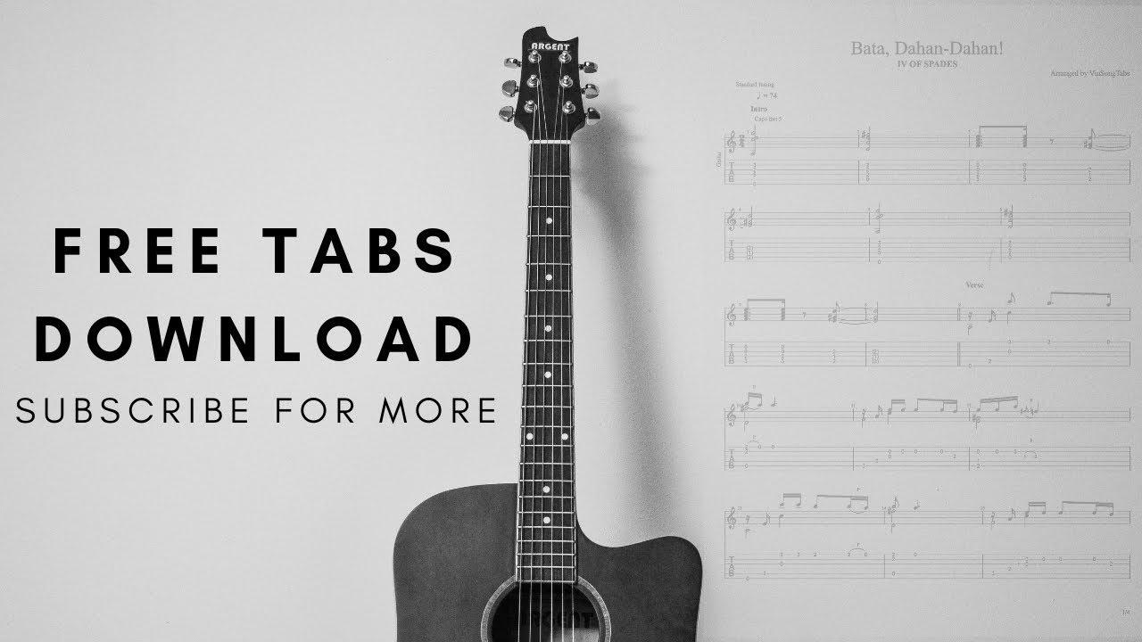 iv-of-spades-bata-dahan-dahan-guitar-tabs-vinsongtabs