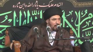 السيد منير الخباز - من مات على حب آل محمد