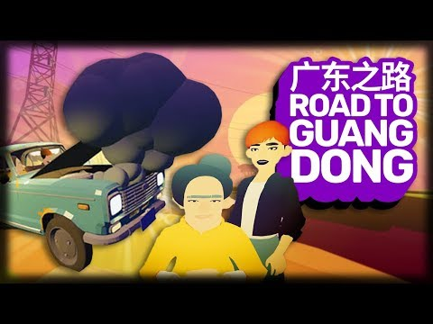 O NOVO JALOPY NA CHINA!!! - Jogando Road To Guangdong PREVIEW