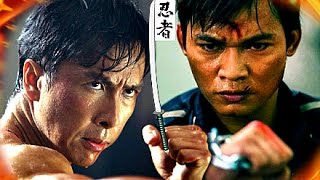 DONNIE YEN vs TONY JAA! - (IP Man Versus Ong Bak)☯ Wing Chun VS Muay Thai Martial Arts Gods Fight!