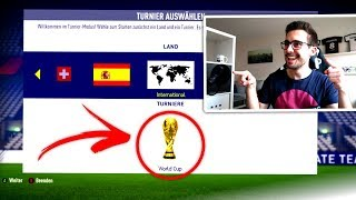 SIMULATION DER FUSSBALL WM 2018 !!! ⚽️🏆 FIFA 18 Experiment Live Stream (Deutsch)