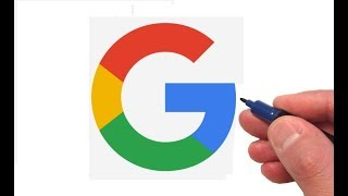 How to Draw the Google App Logo