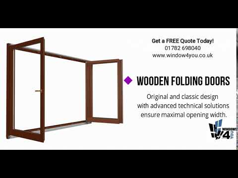 Wooden Folding Doors | windows4you