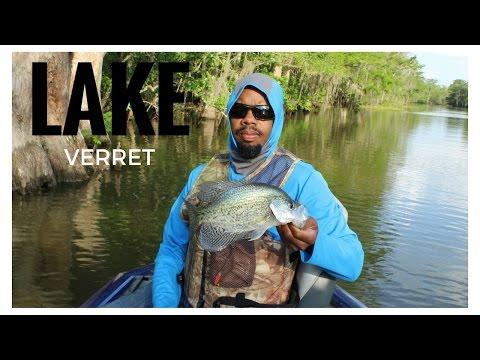 lake verret fishing map Lake Verret Crappie And Bass Fishing 3 27 2017 Youtube lake verret fishing map