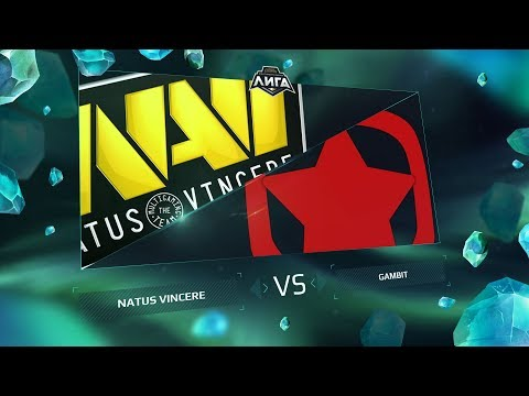 NV vs GMB - Неделя 5 День 1 Игра 1
