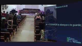 CULTO VESPERTINO 15/03/2020