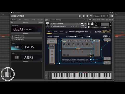 Umlaut Audio uBeat Kontakt Bundle Overview