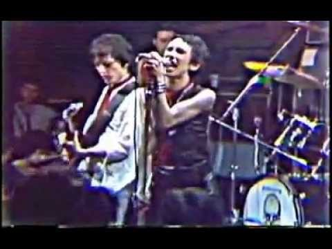 Dead Boys - Search & Destroy - live
