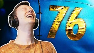 A NEW CHALLENGER APPROACHES... FALLOUT 76 IS HERE (Fallout 76 Trailer Reaction & Breakdown)