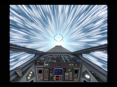 New Hyperspace Jump Effect For X-Wing Alliance