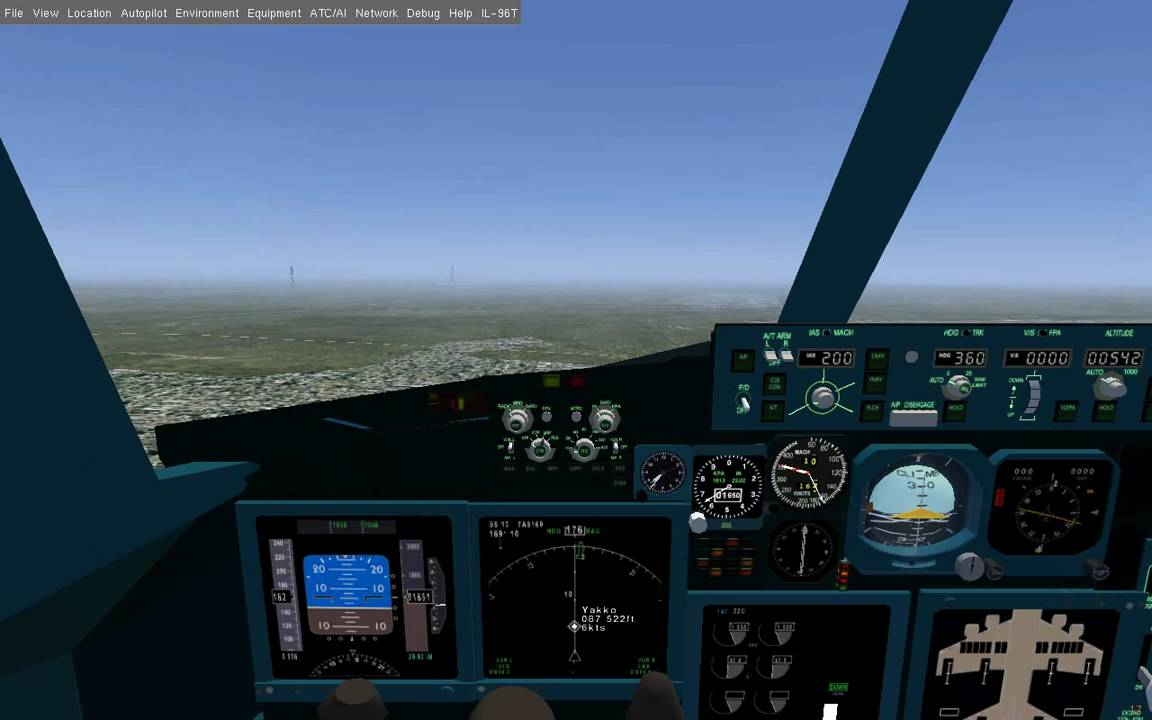 il-96-400 flightgear