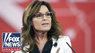 Sarah Palin says comedian posed as veteran to get interview