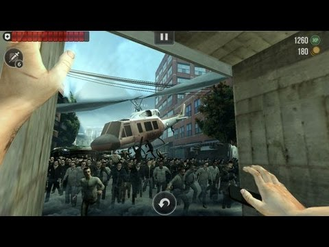 World War Z - iOS Game Trailer