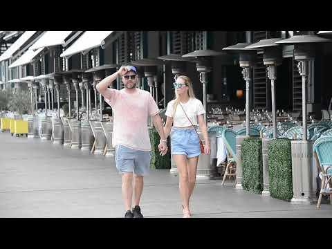 Brian Mcfadden Shows His New Girlfriend Around Sydney