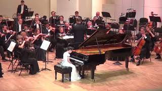 видео: 04.05.2018 Alexandra Dovgan' Final of II-nd Grand Piano Competition for Young Pianists
