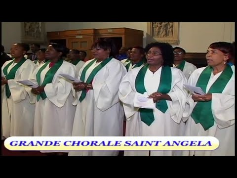 tele saint angela creole mass #103th: Matt. 13: 44 - 52; July 30, 2017