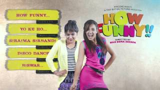 "New Nepali Movie -  ""HOW FUNNY"" JUKE BOX 
