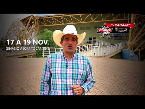 Convite Rafael Vilella - Monster Energy PBR em Cuiabá