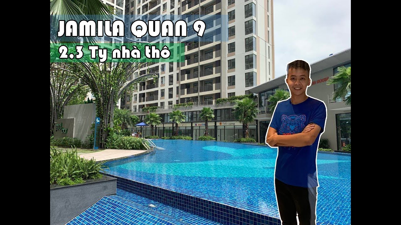 Tìm hiểu căn hộ Jamila Khang Điền Quận 9