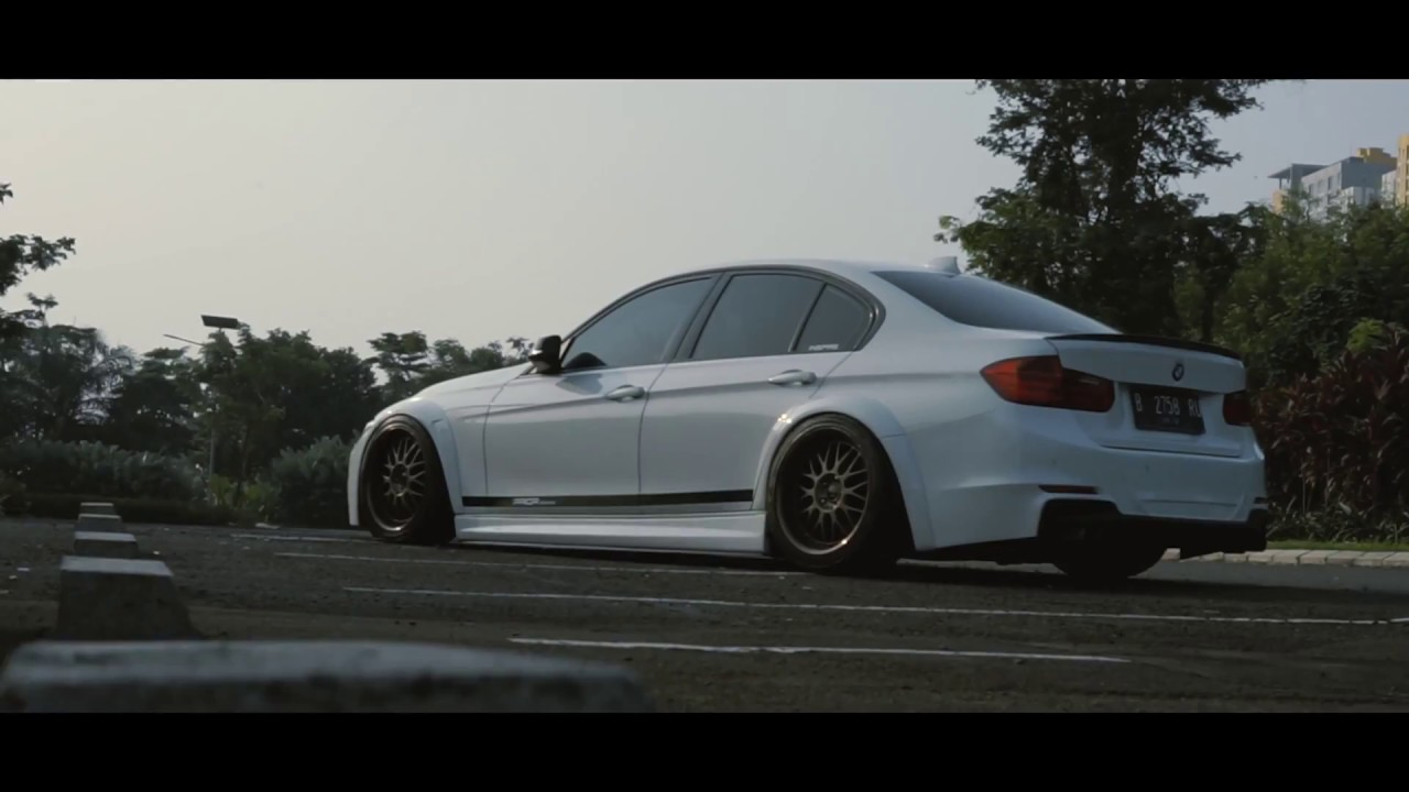 Stance Bmw F30 Prior Design Youtube