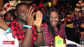 Comedian Mimickos Hilarious Moments at Julius Agwus Life As I See It Concert
