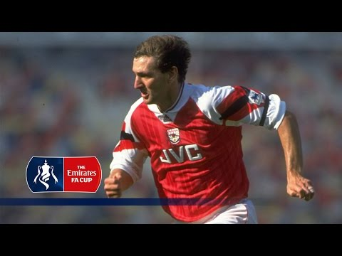 Tony Adams scores the winner against Tottenham (1993) | From The Archive