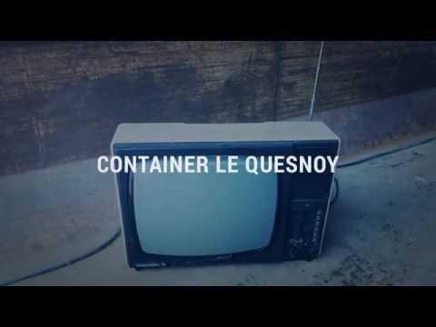 Container Le Quesnoy : paysages de papier