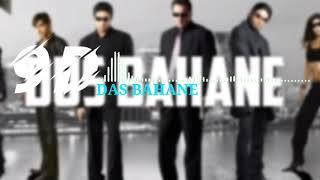 Dus Bahane Karke Le Gaye Dil (9D AUDIO) | Dus | Zayed K, Abhishek B | K K, Shaan | 9D GAANA