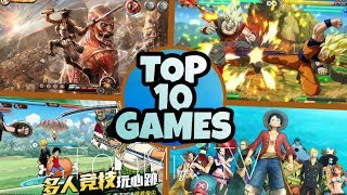 TOP 10 Best Anime games for Android/IOS | OFFLINE (New2018)
