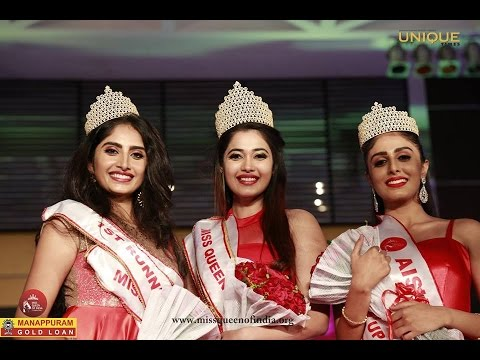 Miss Queen of India 2016 - Full Video