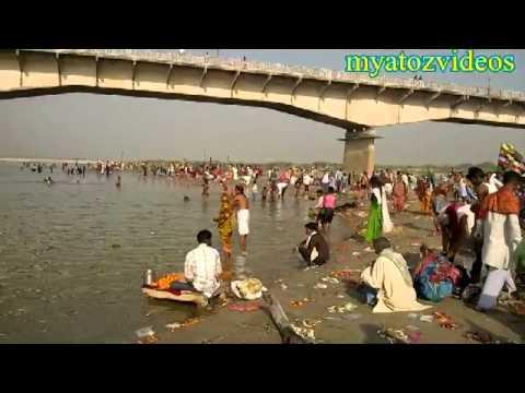 Ayodhya saryu river faizabad -INDIA