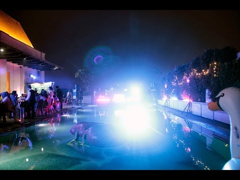 DJ Pool Party & BBQ At Four Points By Sheraton Bandung