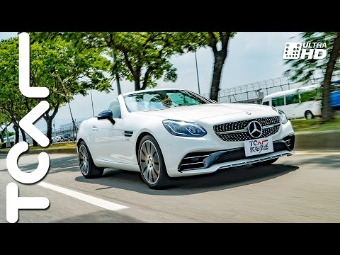[4K] Mercedes-AMG SLC 43 跑車試駕 - TCAR
